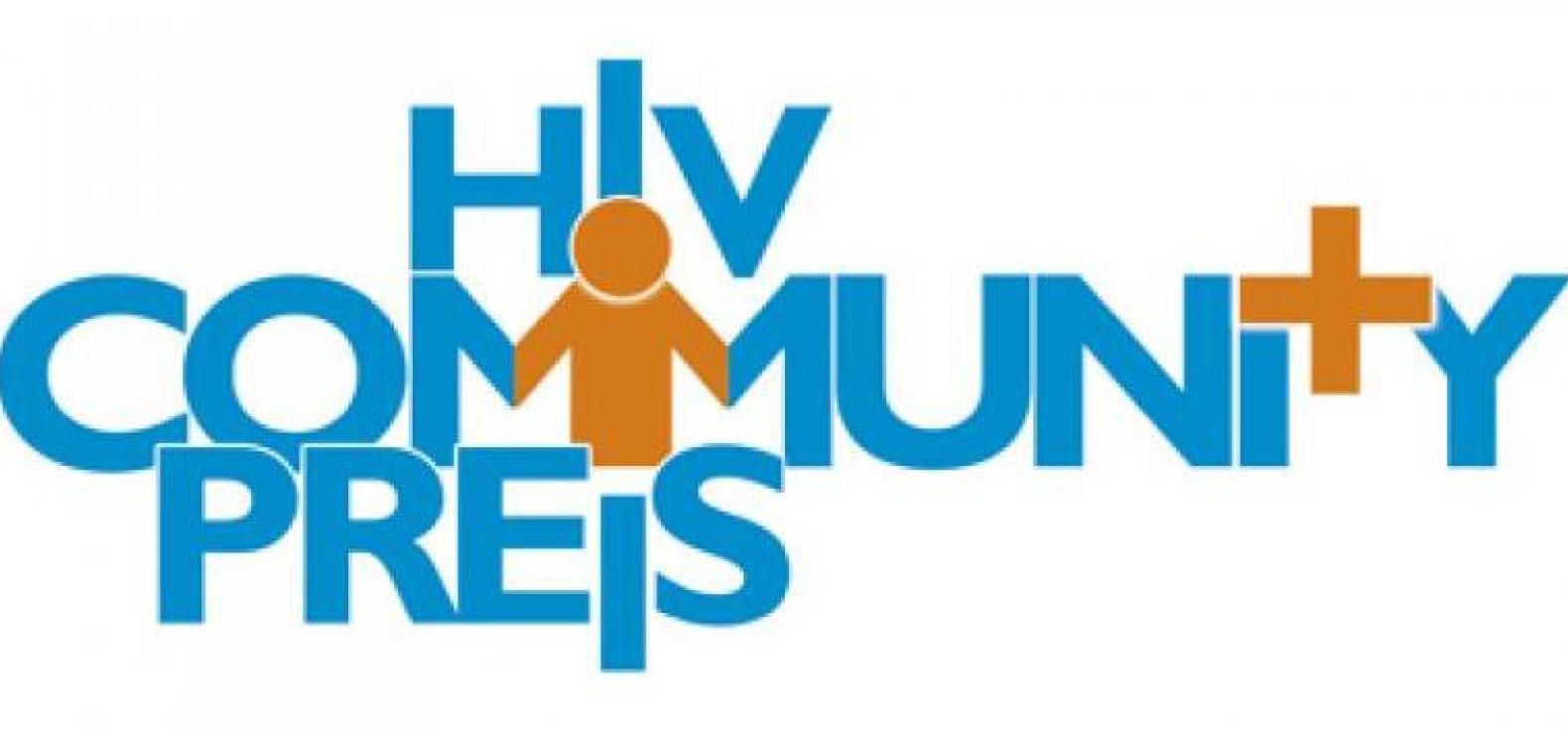 Logo HIV-Community-Preis