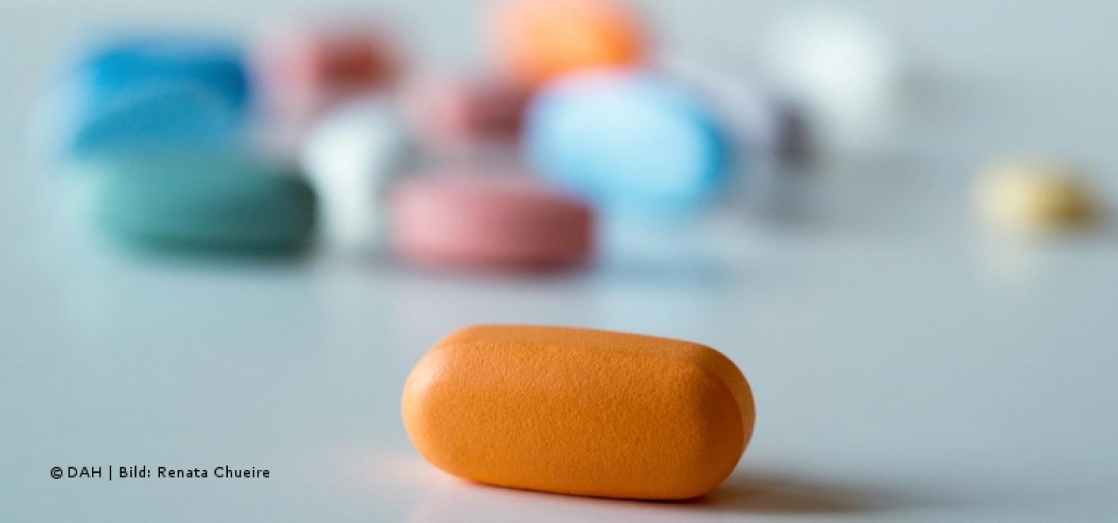 Unterbrechungen von HIV-Therapien in Rumänien