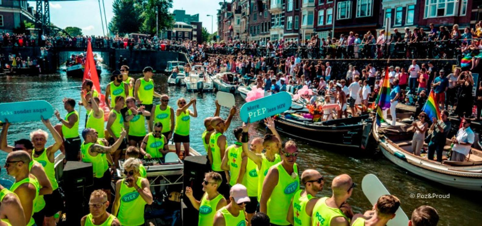 HIV-PrEP Niederlande