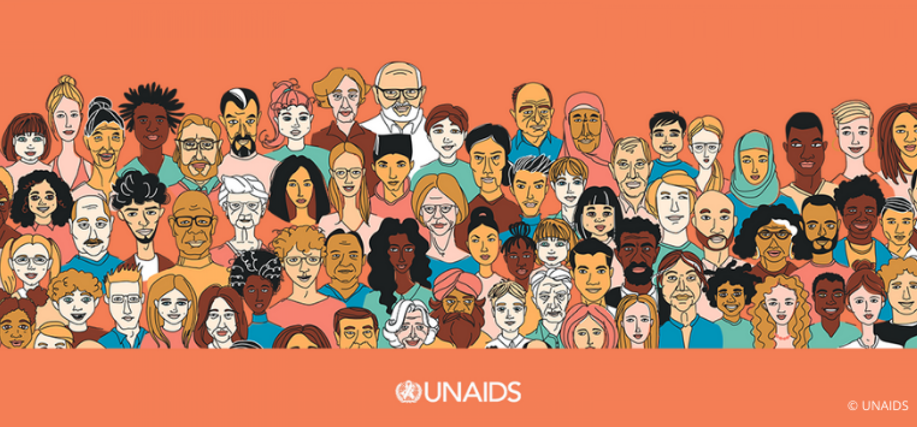 UNAIDS-Grafik zum Global AIDS Update 2020