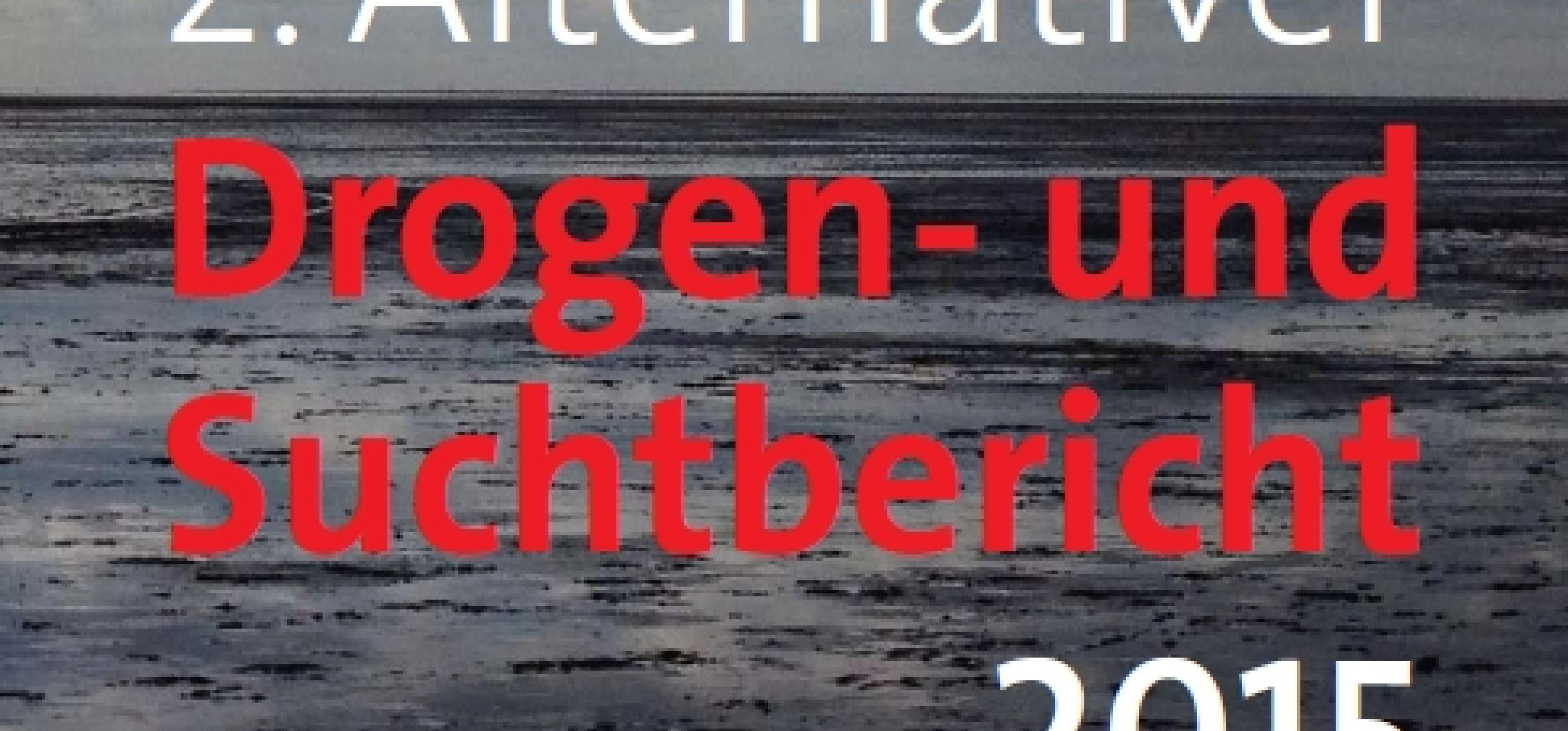 Cover des 2. Alternativen Drogen- und Suchtberichts