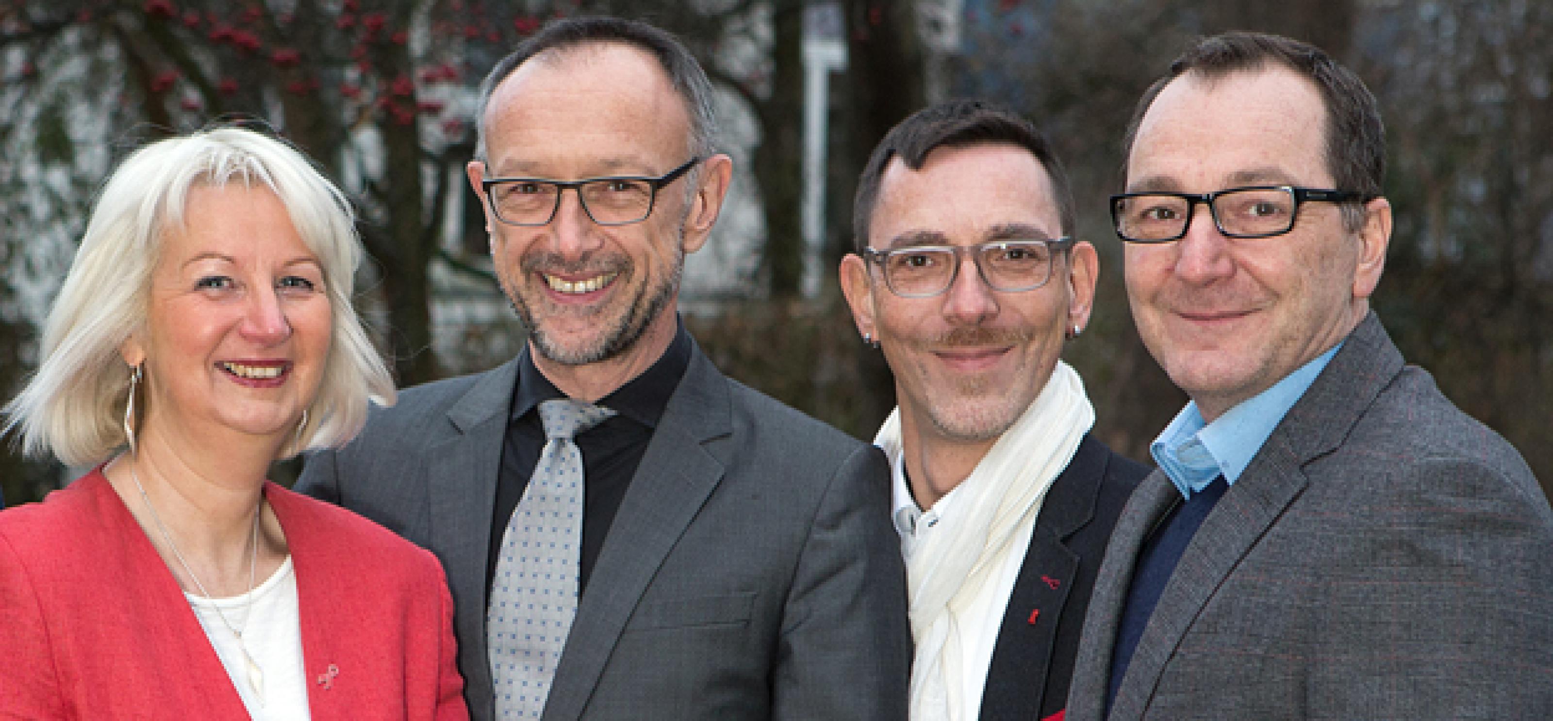 Vorstand der Deutschen AIDS-Hilfe