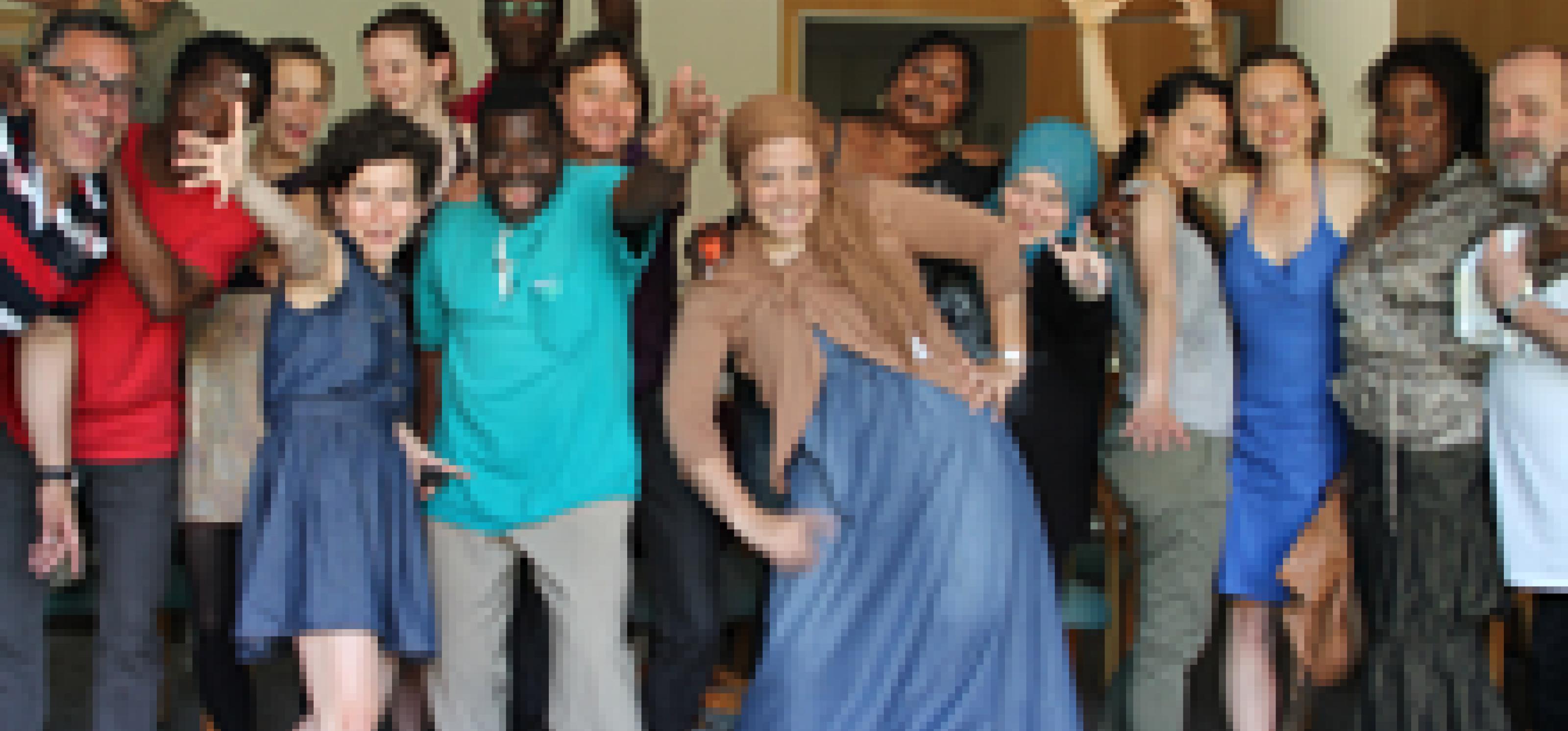 Theaterworkshop für Migranten in der HIV-Prävention
