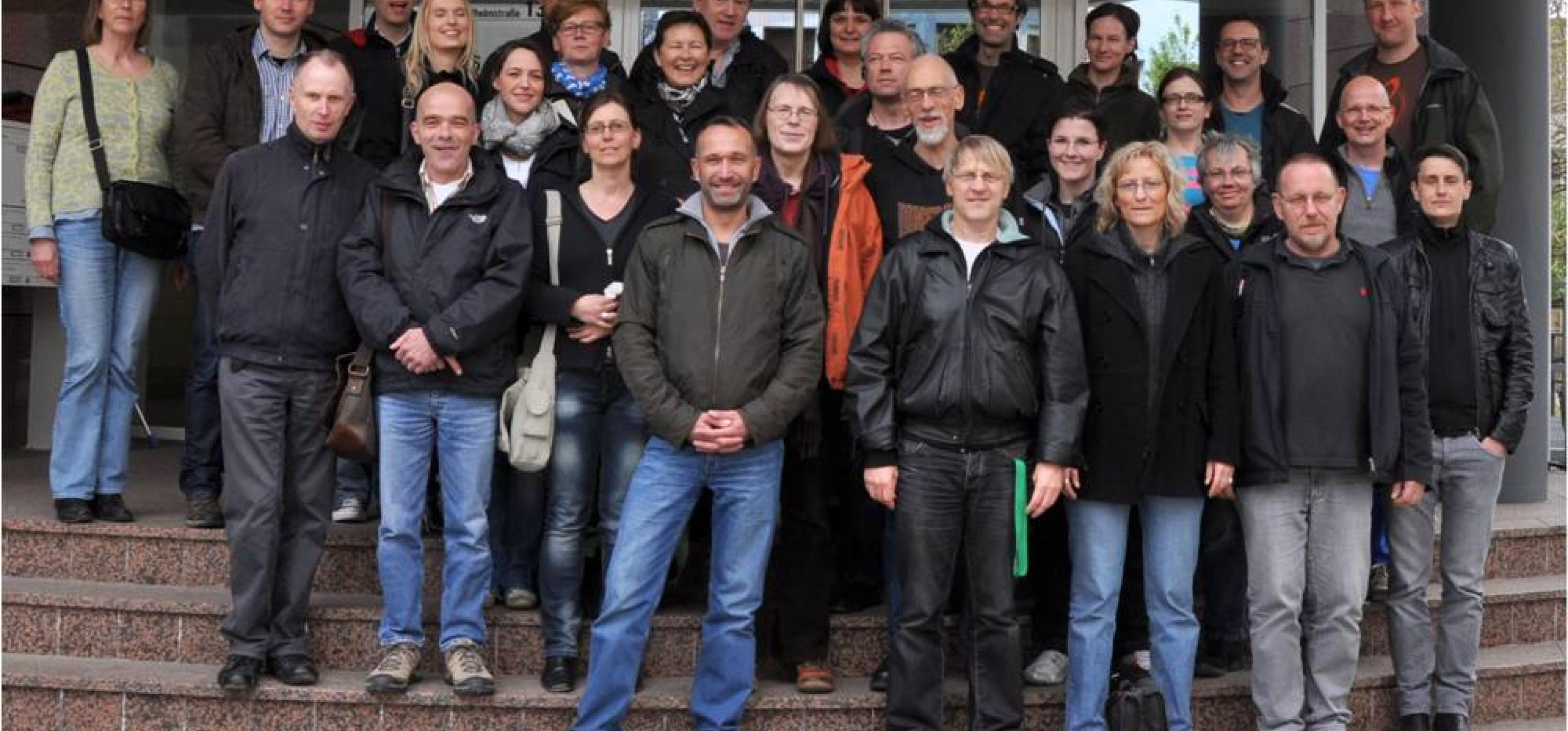 Das Team von aidshilfe-beratung.de