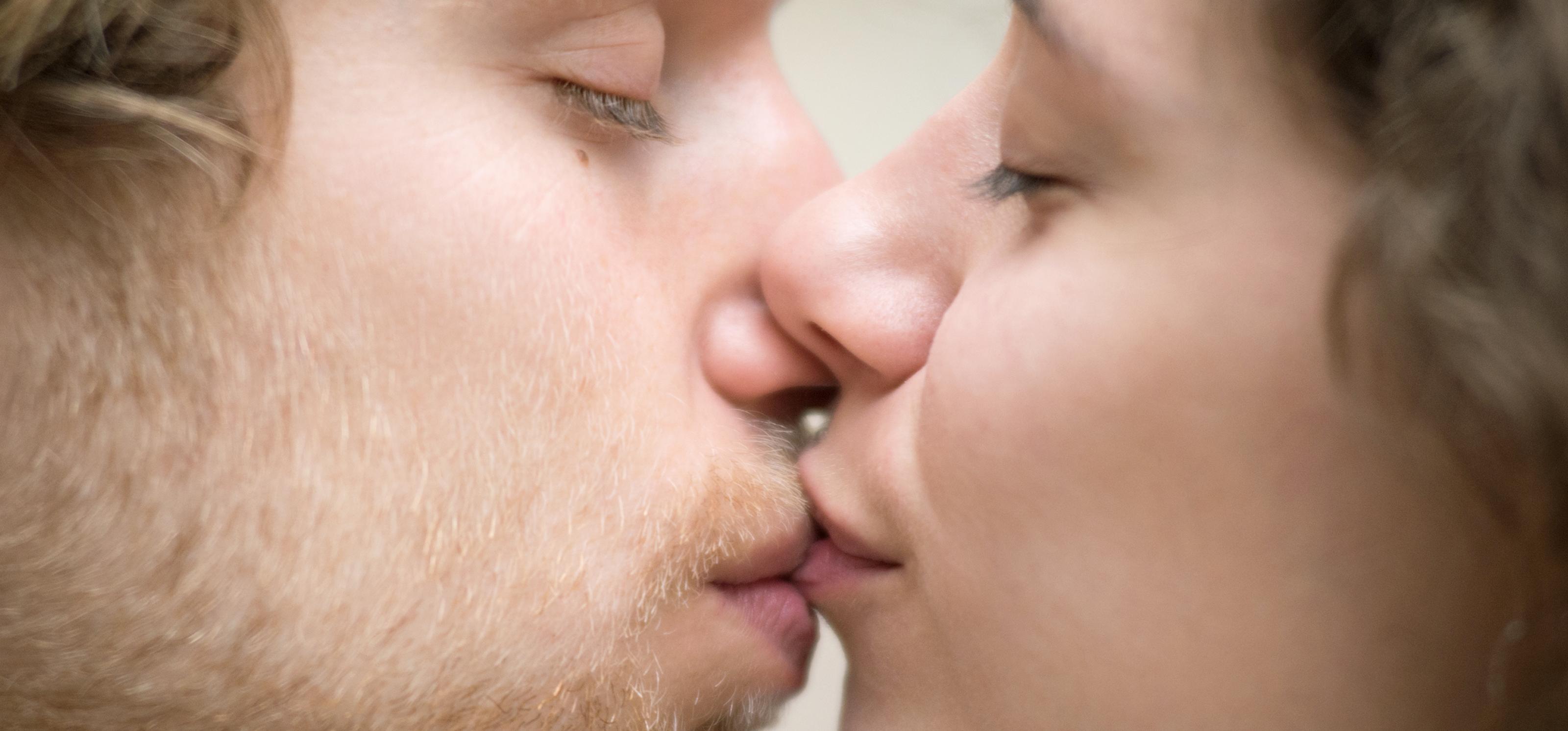 brust küssen