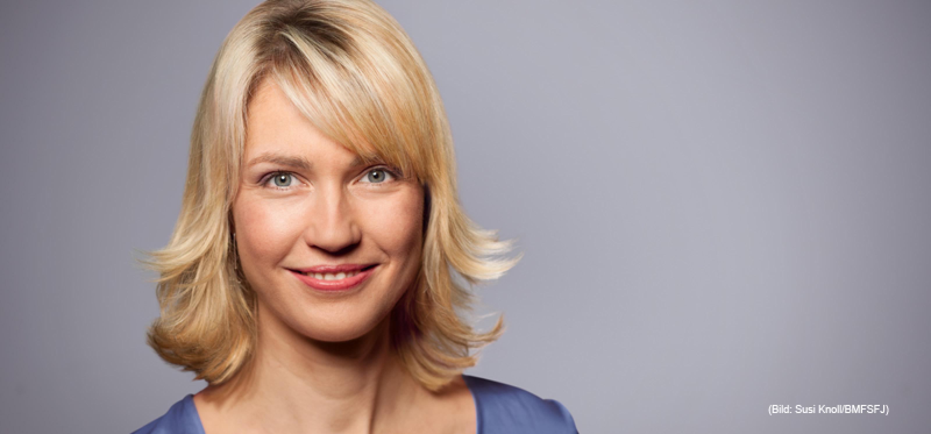 Portrait Bundesministerin Manuela Schwesig