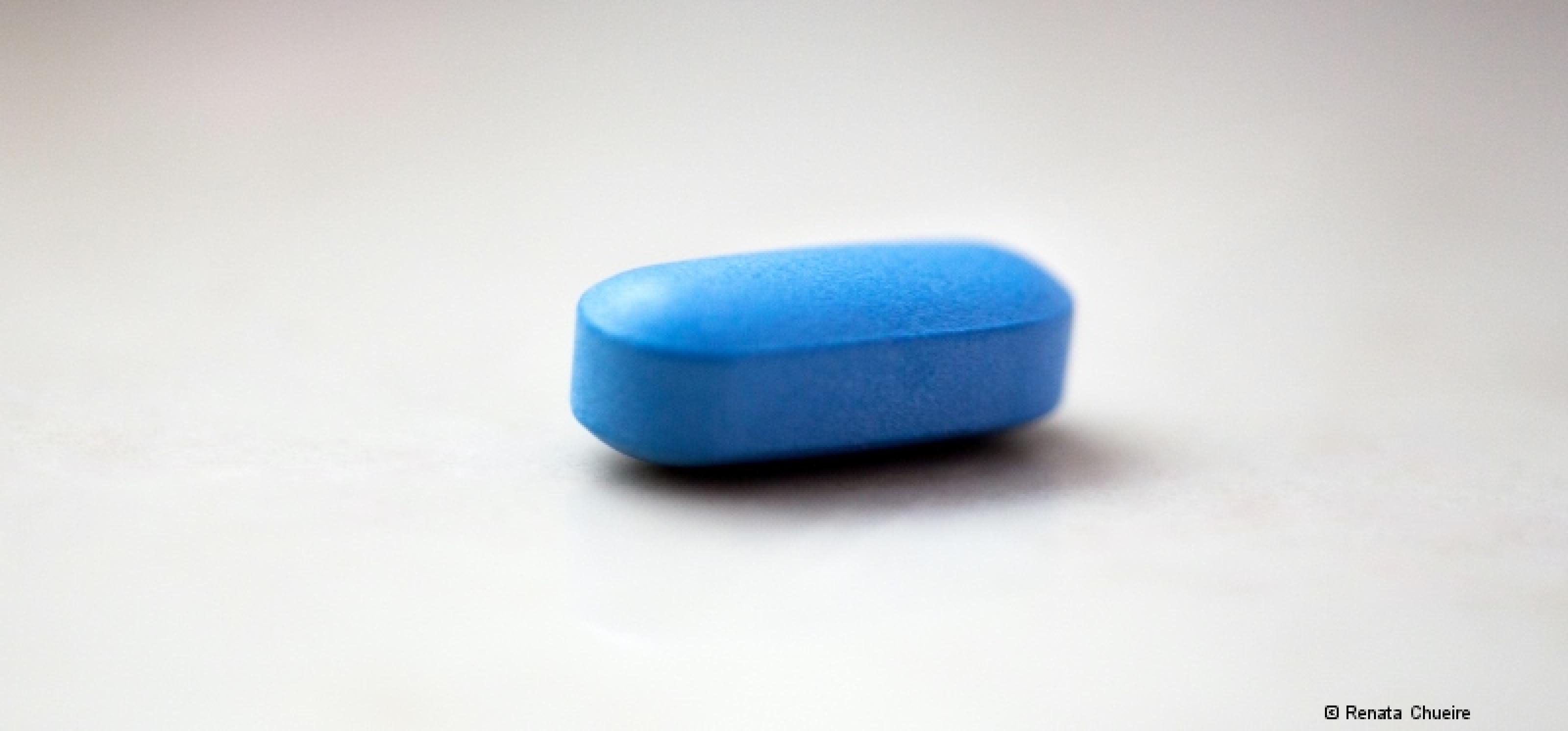 Truvada-Pille