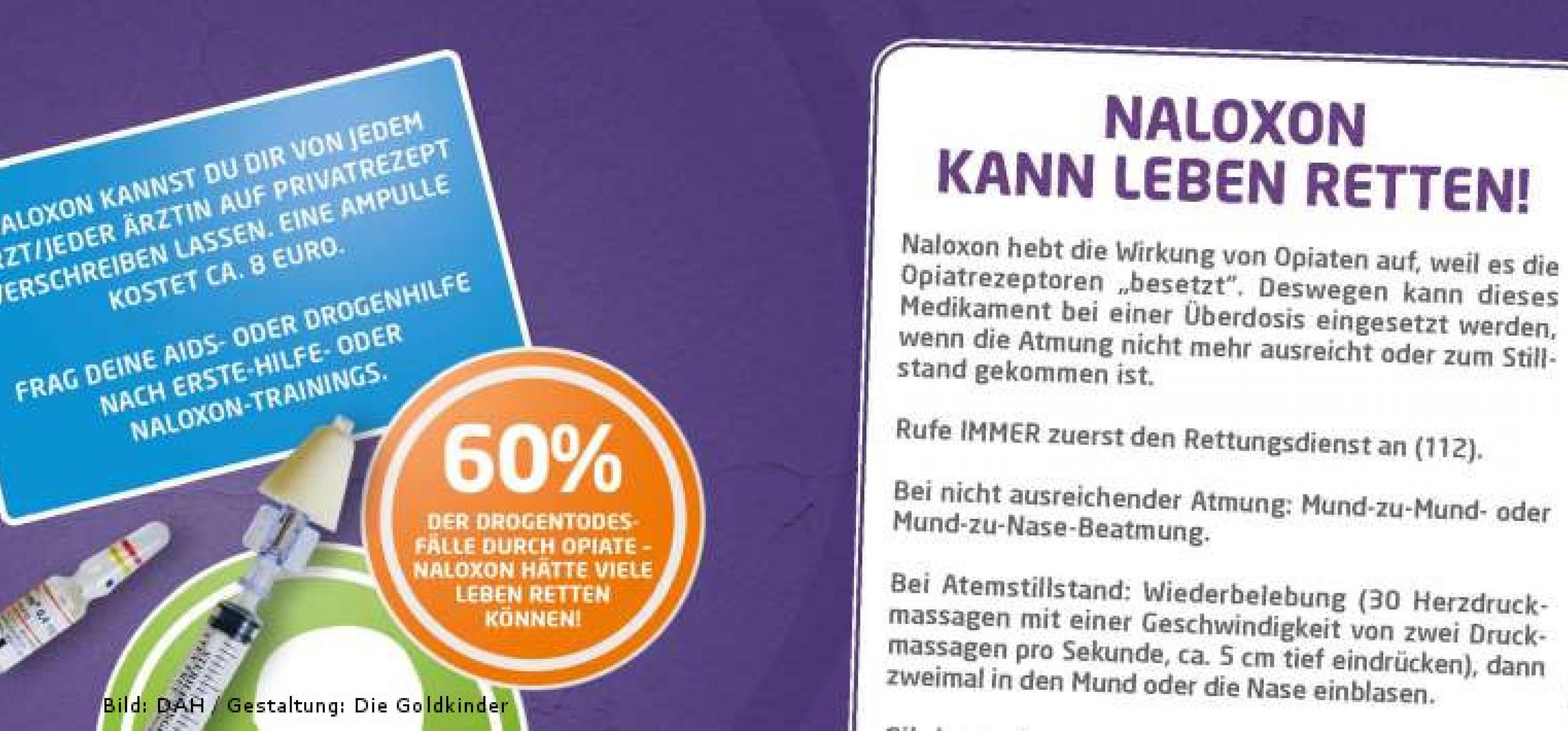 Naloxon in Bayern