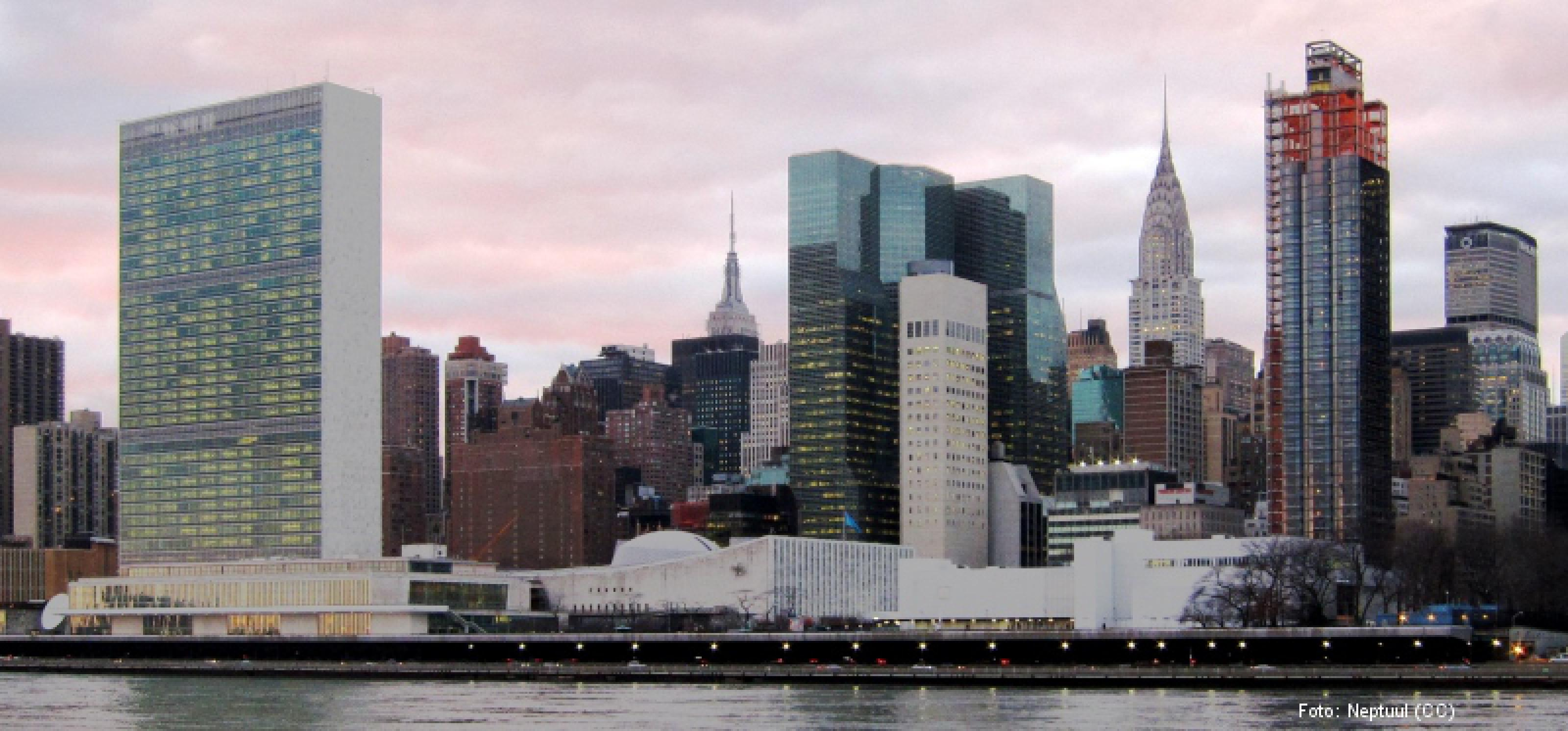UN-Hauptquartier in New York