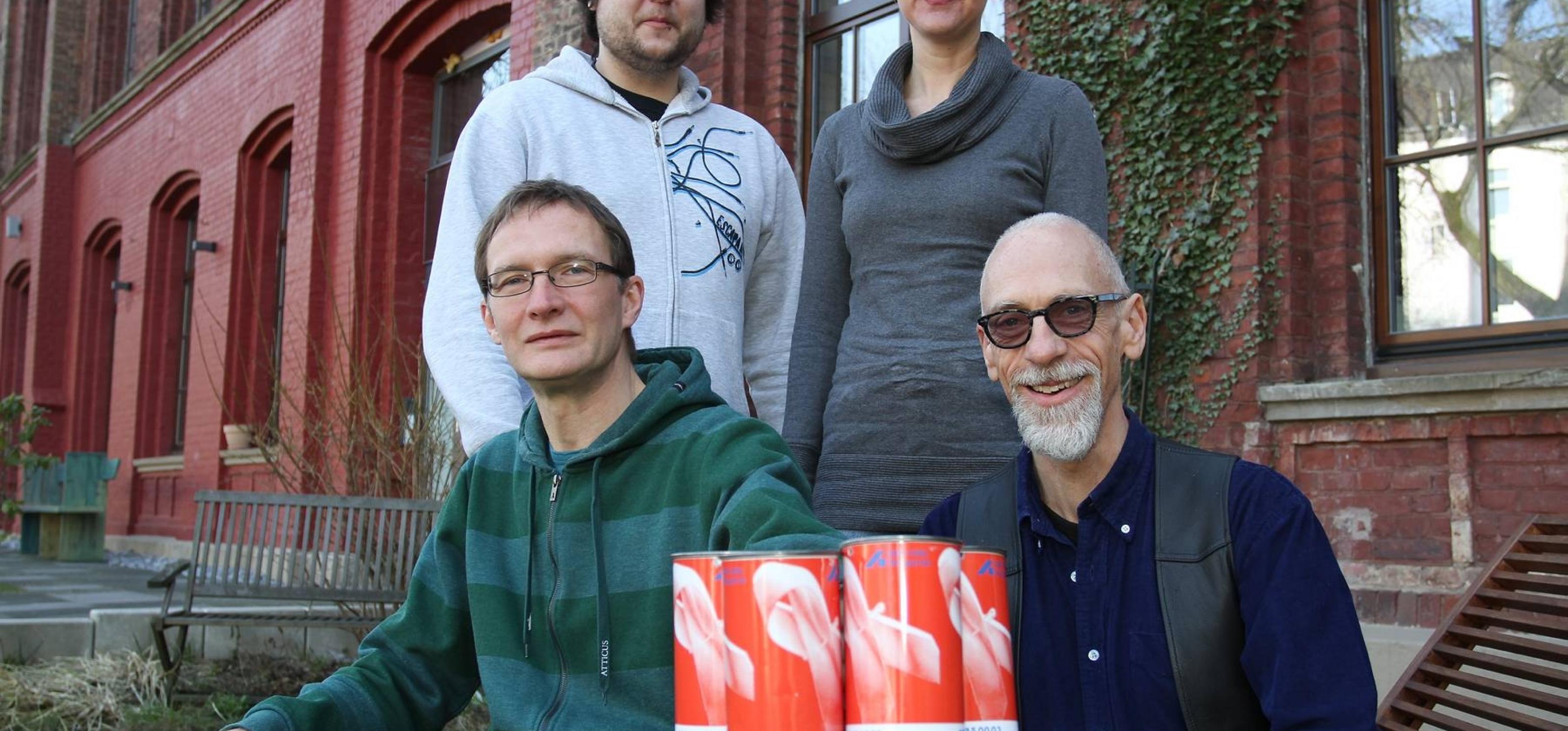 Das Team der AIDS-Hilfe Wuppertal