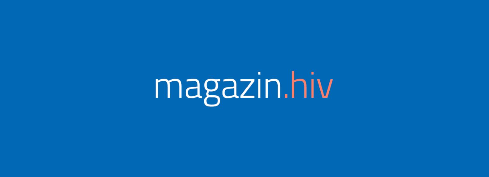 Logo Magazin Punkt HIV