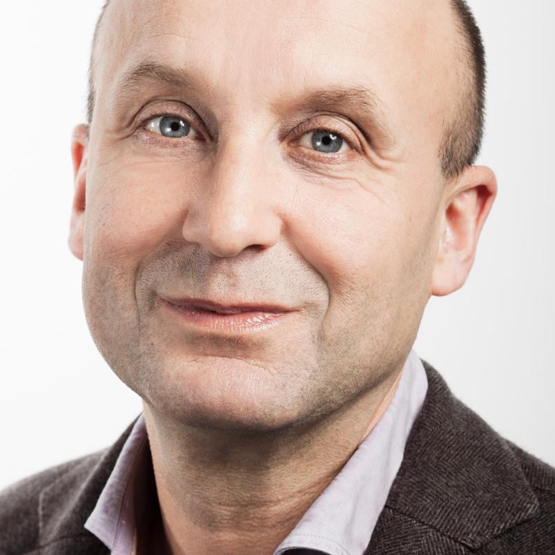 Portrait Armin Schafberger