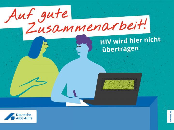 Bekommen hiv man hiv partner kann hat kein wenn Wie kannn